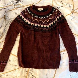 FairIsle New Look Christmas Sweater